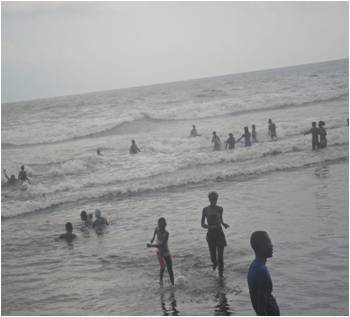 Black Sand Beach Limbe