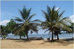 Kribi Beautiful Beach