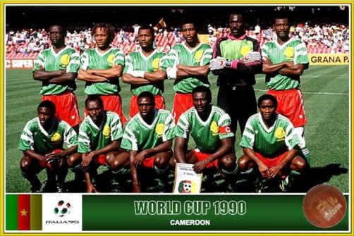 Squad of World Cup 1990