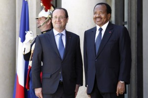 Biya Hollande
