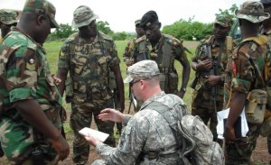 US Troops to Cameroon